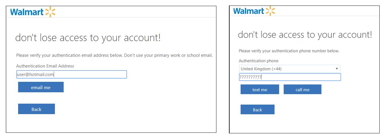 WalmartOne Support